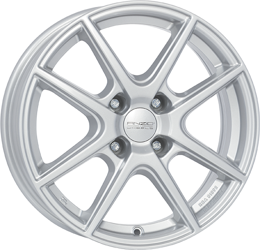 >Anzio Wheels Split 4 Chrome look