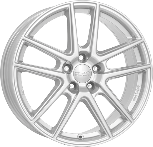 >Anzio Wheels Split 5 Chrome look